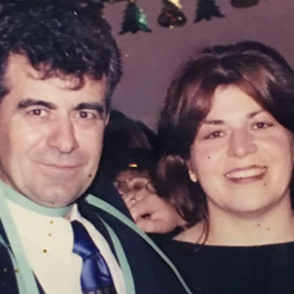Jimmy and Toula Koustoubaris - Mosman