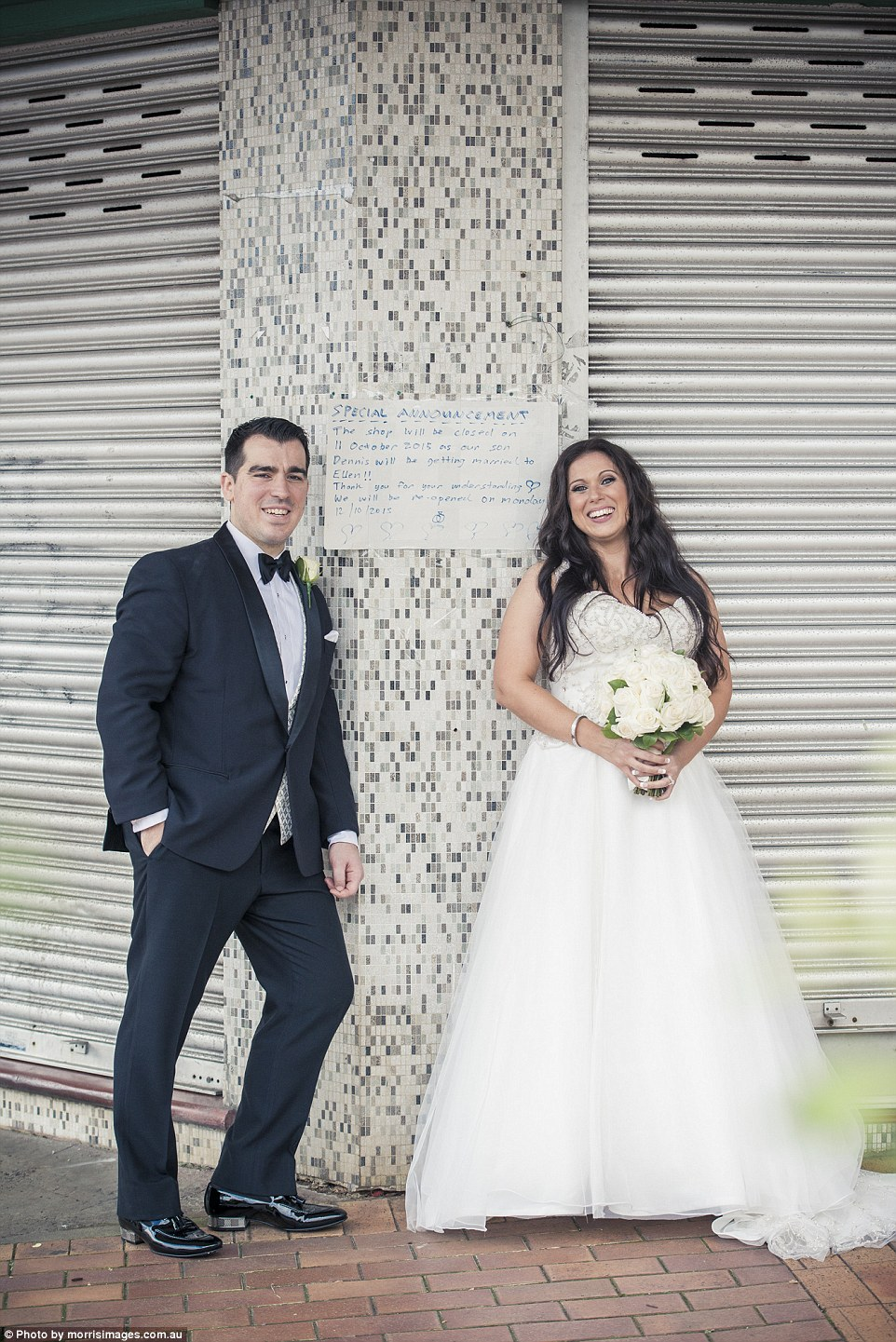 2D77CAD300000578-3275137-The_bride_and_groom_posed_outside_the_shop_on_their_wedding_day_-a-14_1444996850412.jpg