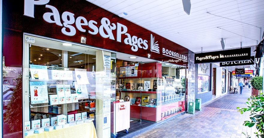 Pages & Pages announced closure this week after 20 years in Mosman.