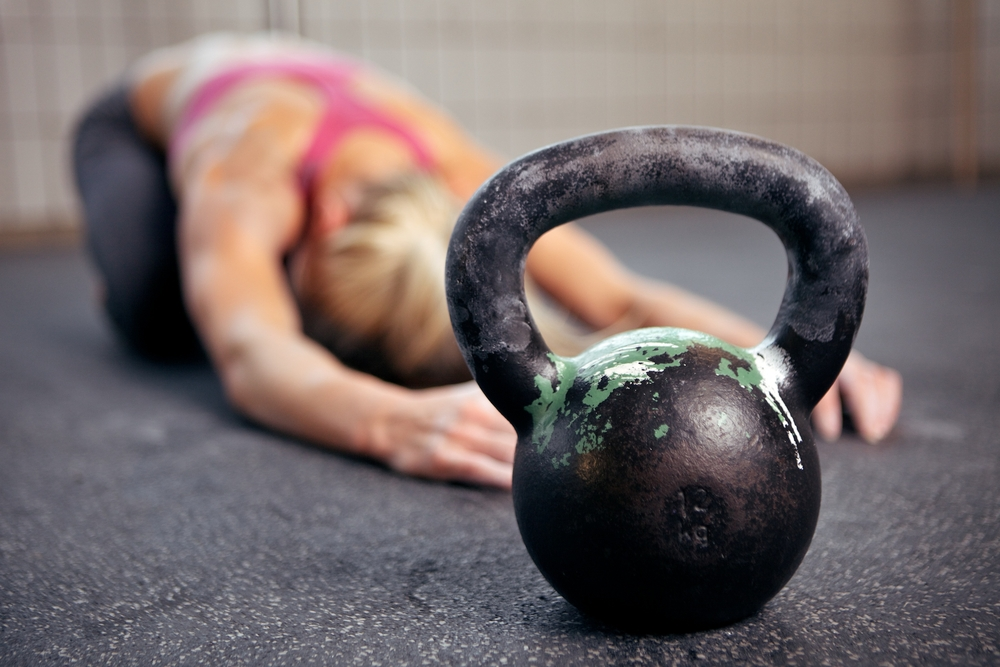 Kettlebells: Growing in popularity and may soon be an Olympic sport.