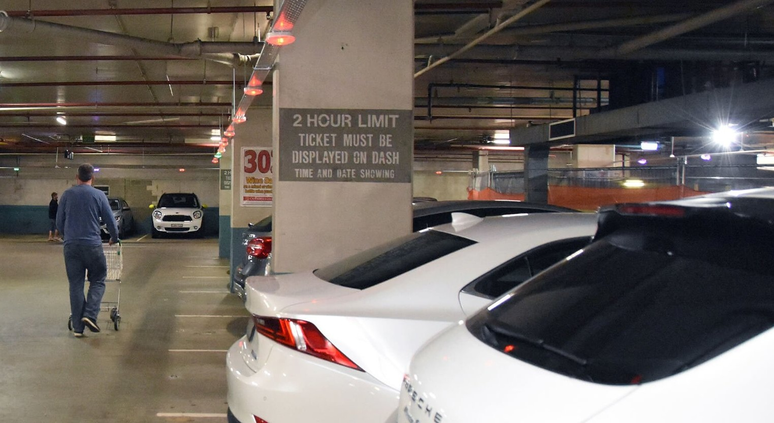 Mosman+parking