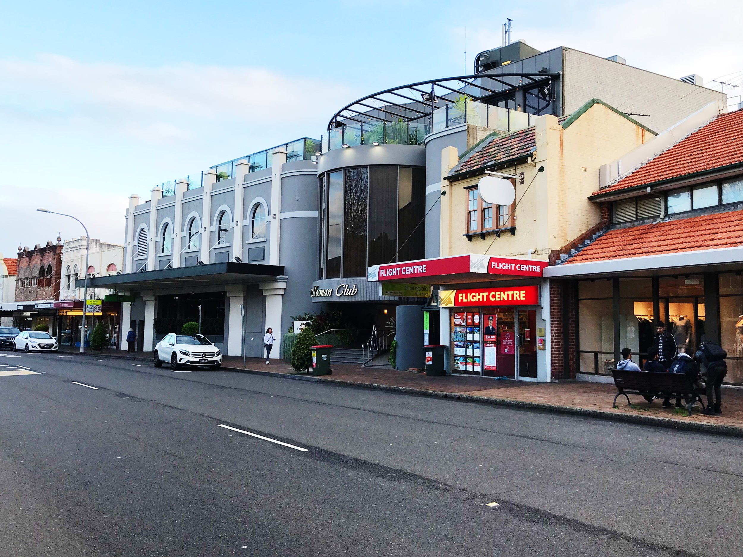 Is Woolworths coming to Mosman?