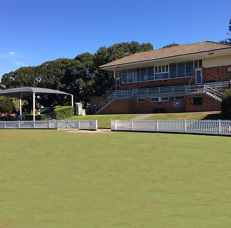 Allan Border Oval, Mosman.