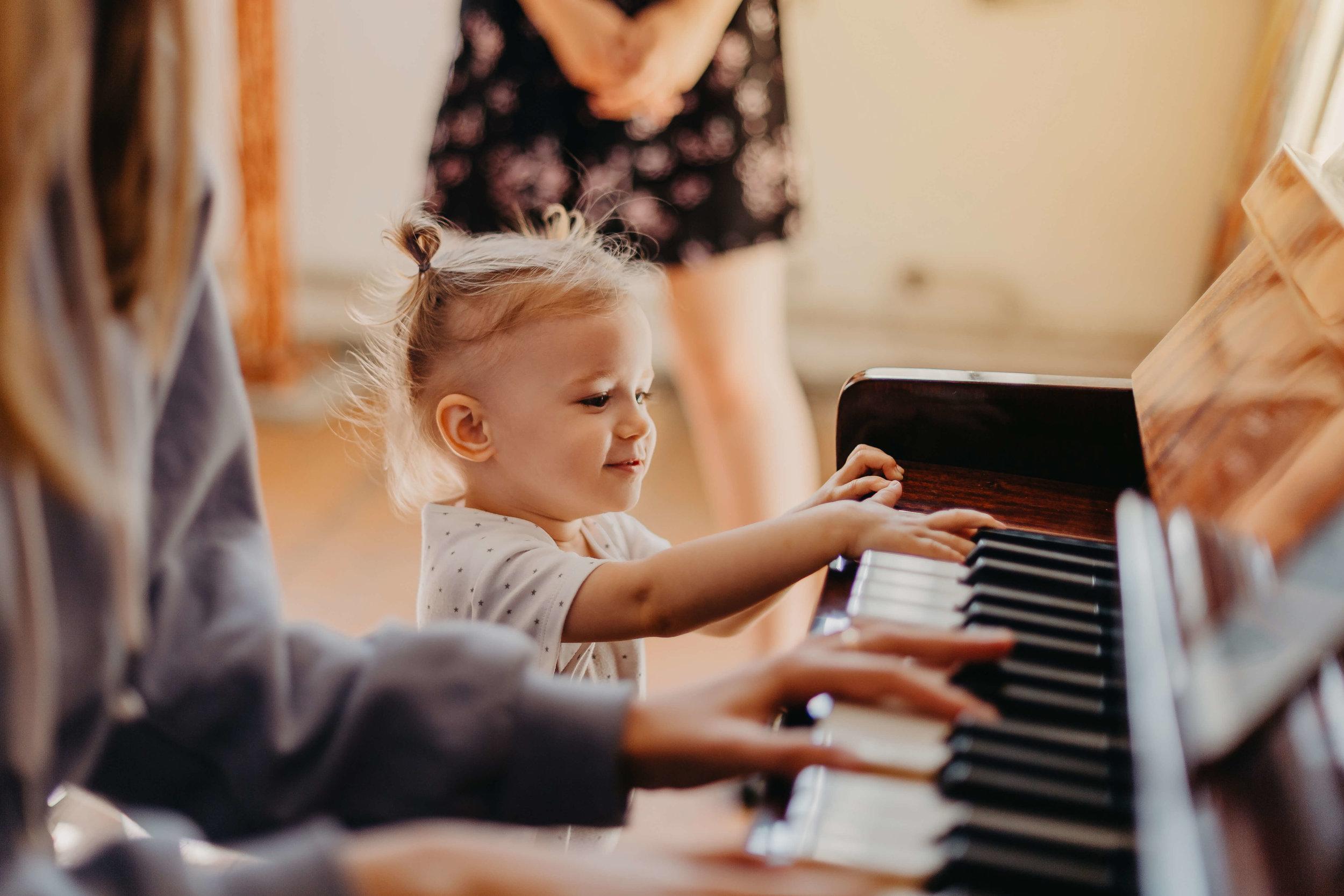 Nur Sanders Piano Teacher