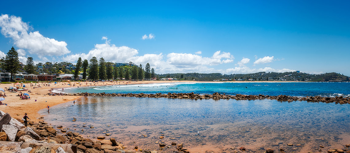 HOT SPOT: The NSW Central Coast is attracting Sydney buyers looking for luxury holiday digs.