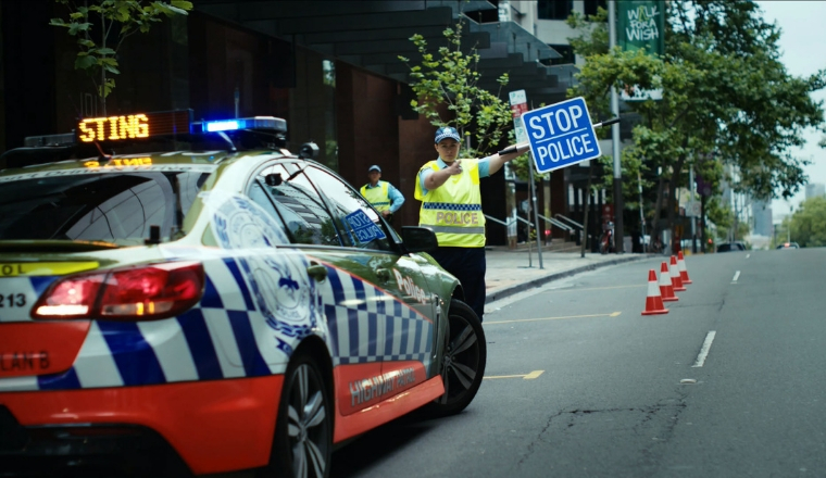 BOOZED UP: A Neutral Bay woman blew mid-range on Friday night.