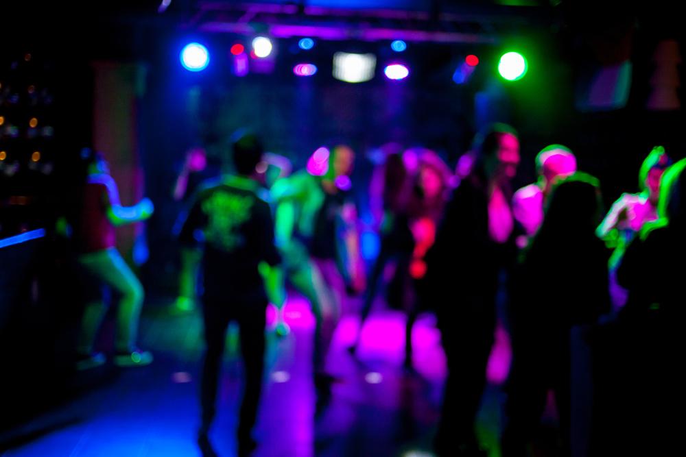 DOOF DOOF: Secret Sunday rave discovered by Harbour Trust Security.
