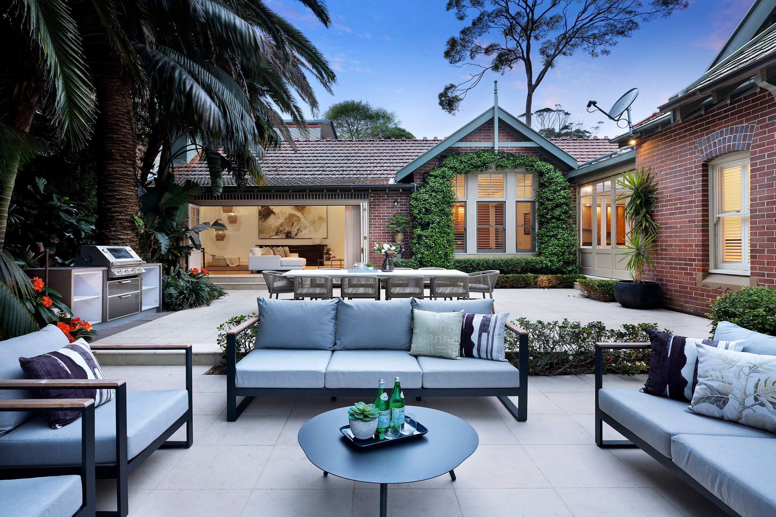 HOT PROPERTY: This Mosman home received more than 60 enquiries in just 24 hours, says Michael Coombs.