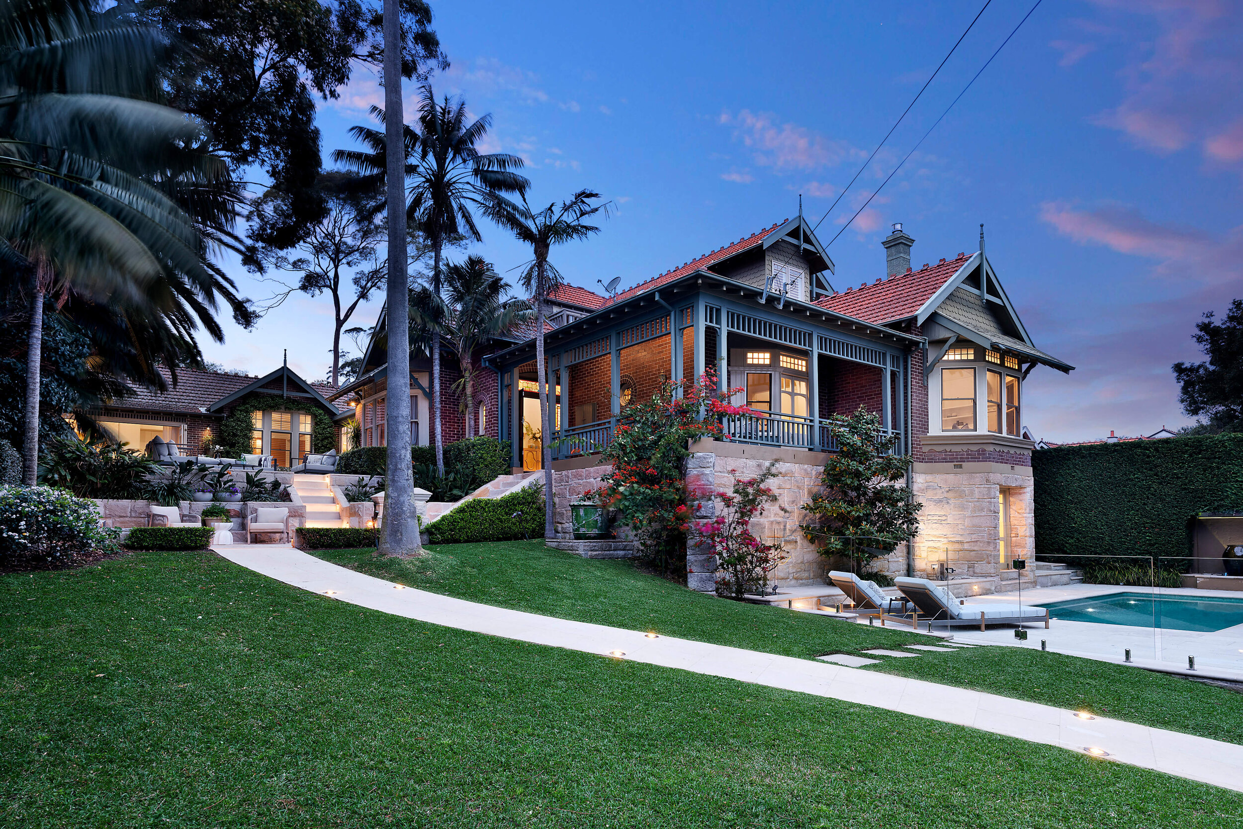 """""""Prince Albert House"""": One of Sydney's finest properties is up for sale."""
