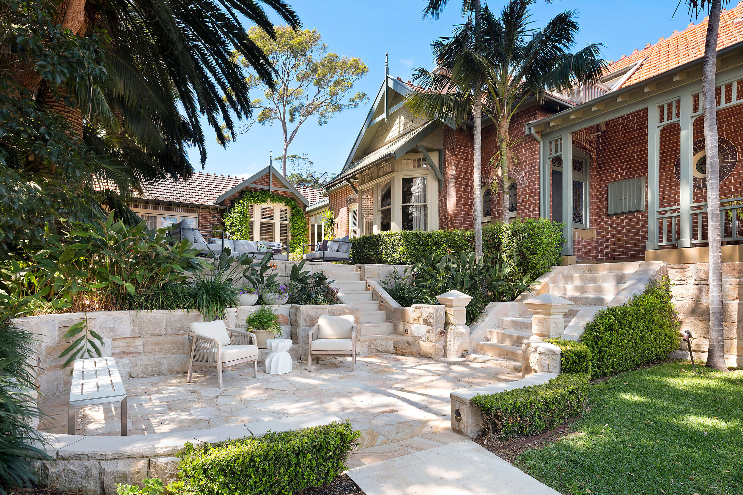 """LUXURY LIVING: This """"residence like no other"""" is 1260sqm of pure bliss, says Coombs."""