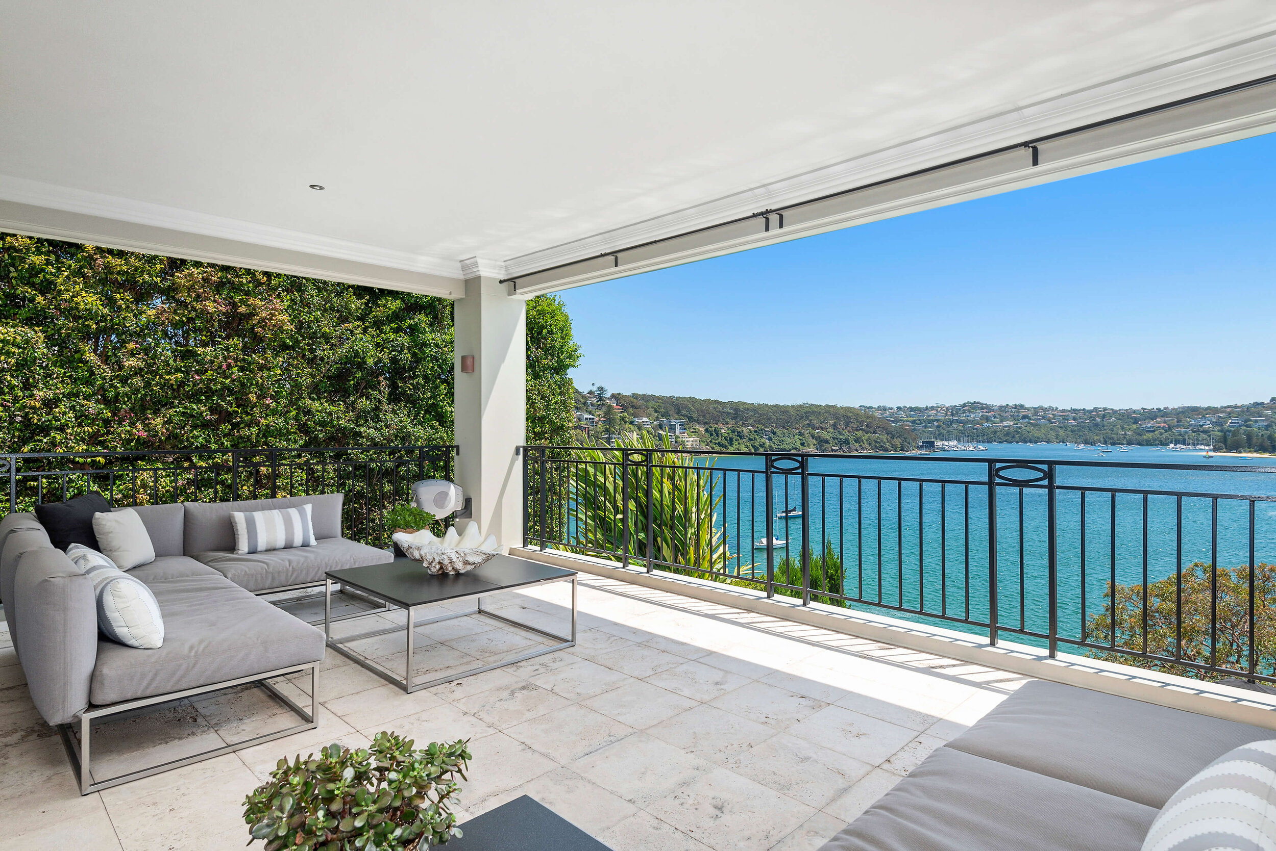 Lifestyles of the rich and famous: Can you imagine sitting here?!