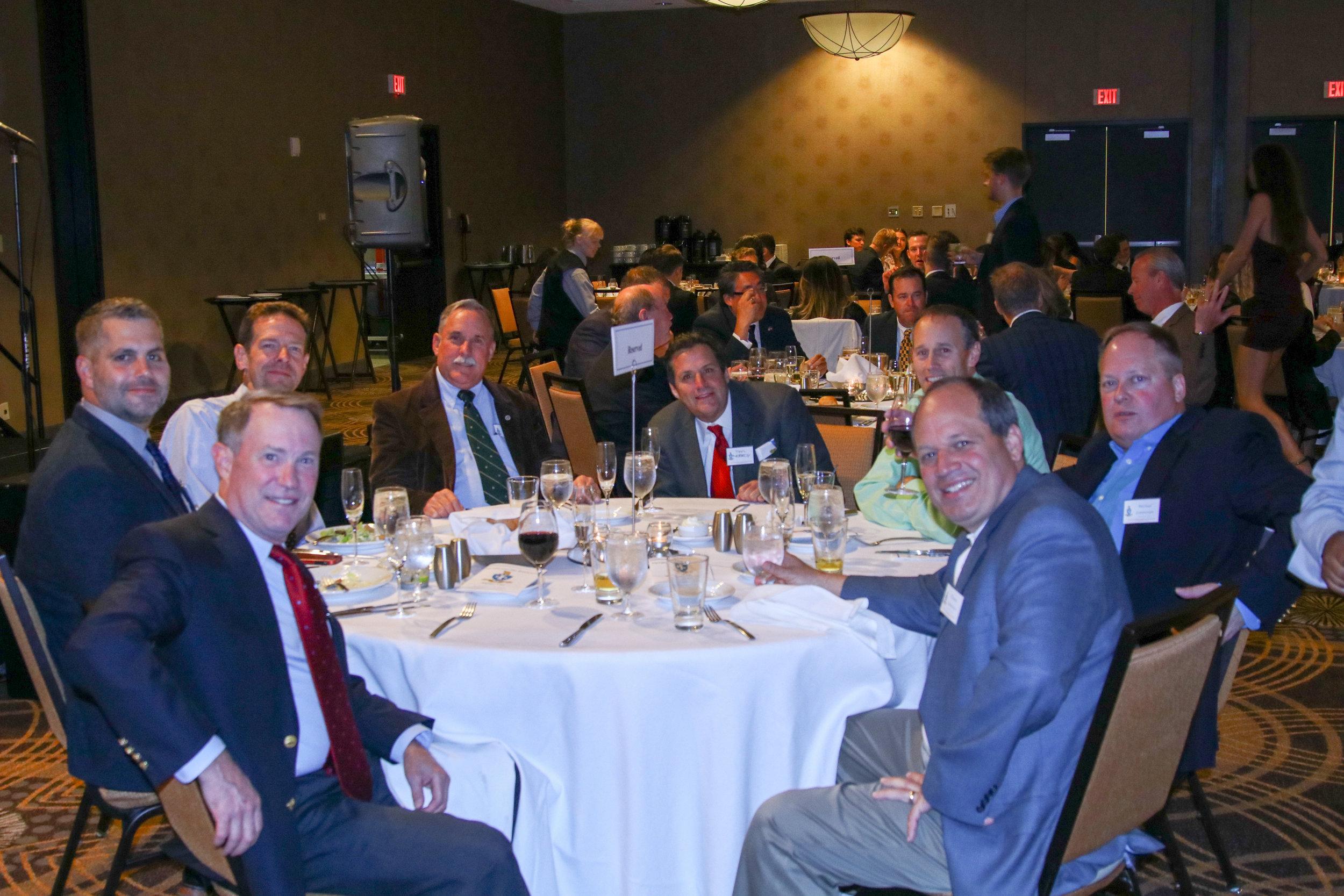 Dan Greenshields joined by Alumni at his Significant Sig, (May 2017)
