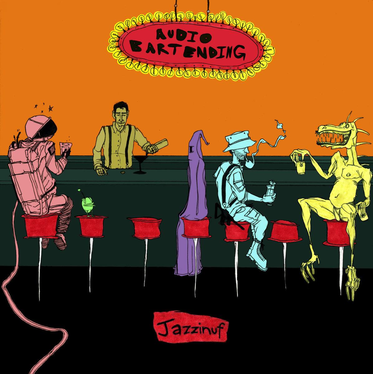 Audio Bartending by Jazzinuff