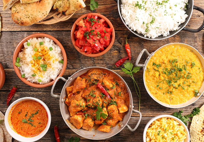 Broadsheet - Curry Festival