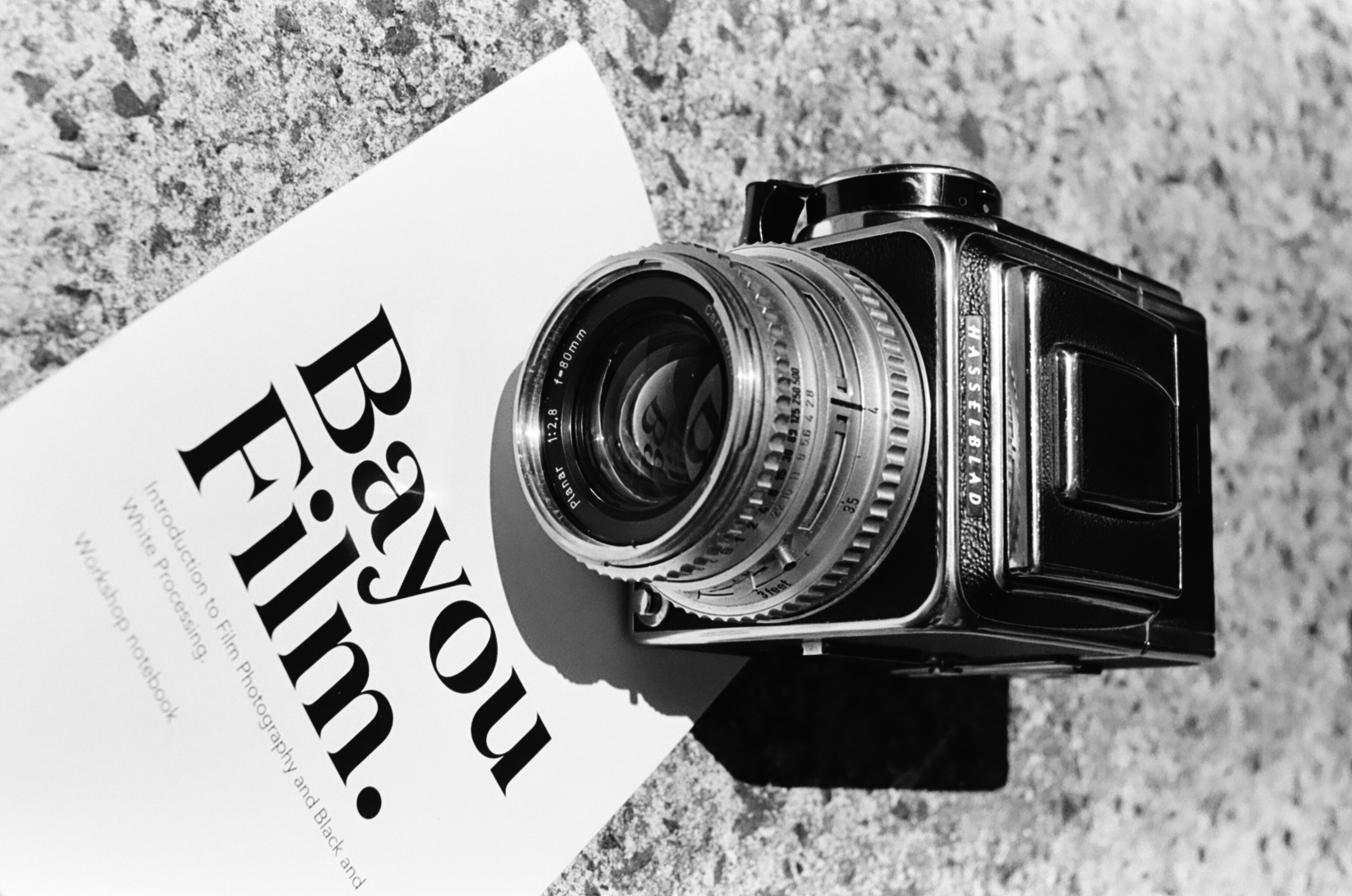 Film photography and B&W processing -
