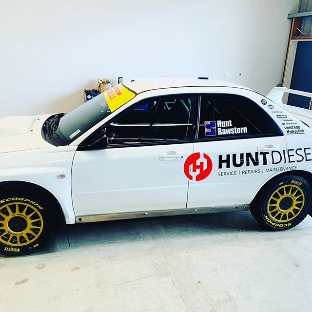 White Pointer is ready to tackle Rally of the Far North this weekend! 👌🏻 #Hydraulink #Motul #teamvantage #vantagenz #GullNZ #FuelYourMission #Wingers #Gullsports #HellaNz #SpeedHubMotorsport #HuntDiesel #Wurth #HitechMotorsport #sosrehydrate #nuzestnz  #hammerking #rubberdevelopments #pirelli  #pagid #racebrakes #paintlab #Hurleyarchitects #reiger #huntmotorsport  #benhuntmotorsport