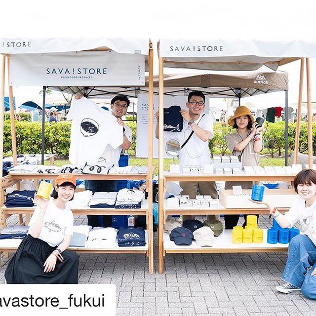 @savastore_fukui  #frame_f #森道市場2019