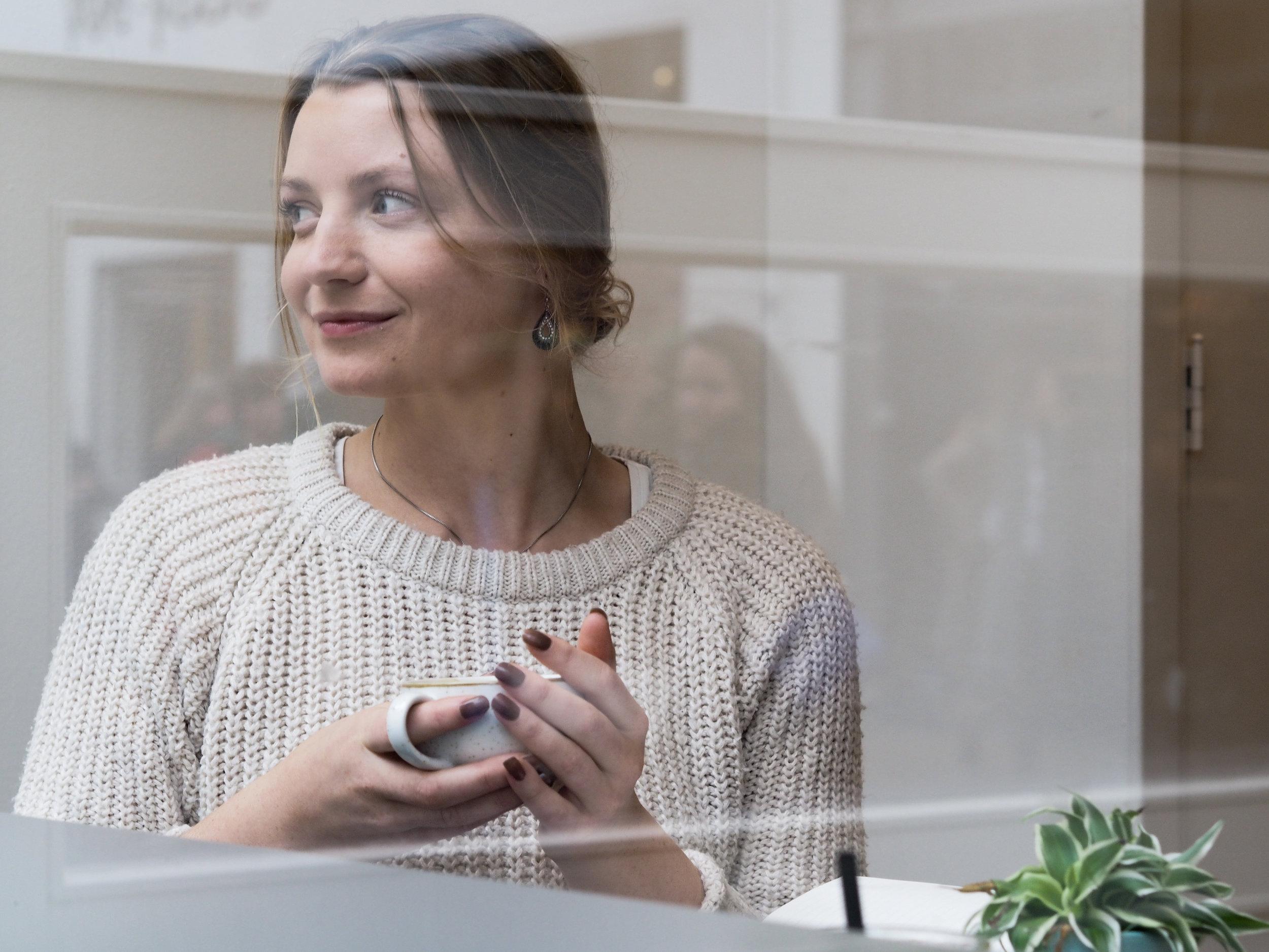 Rachel Hibma - Toegepaste Psycholoog, Orthomoleculaire Voedingscoach en oprichtster Food Your Thought.  Lees hier 5 feiten over mij .