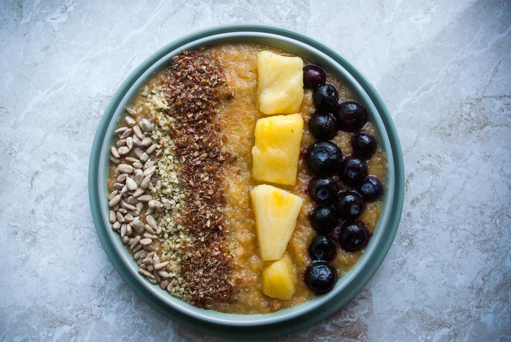 Orgineel recept komt van:  www.eatlivetravel.nl