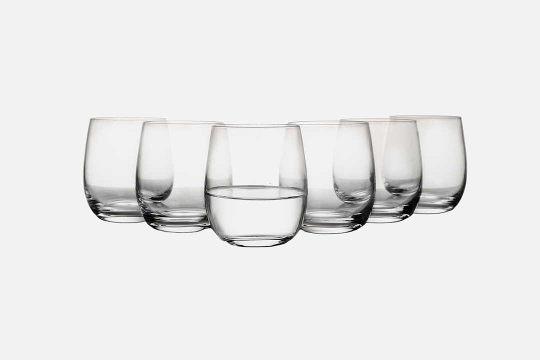 Vandglas - 6 stk, 36 clGlasDesign by eb design teamArt. nr.:50406