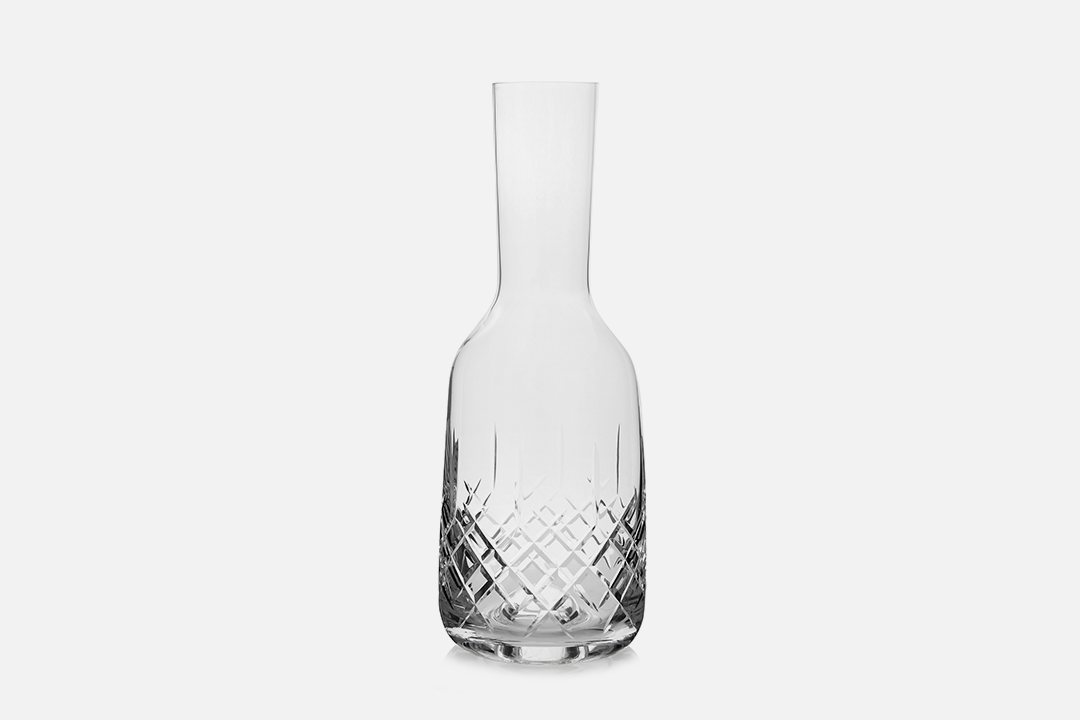 Water carafe - 1 pcs, 98 clLead-free crystal glassDesign by eb design teamArt. no.: 90243