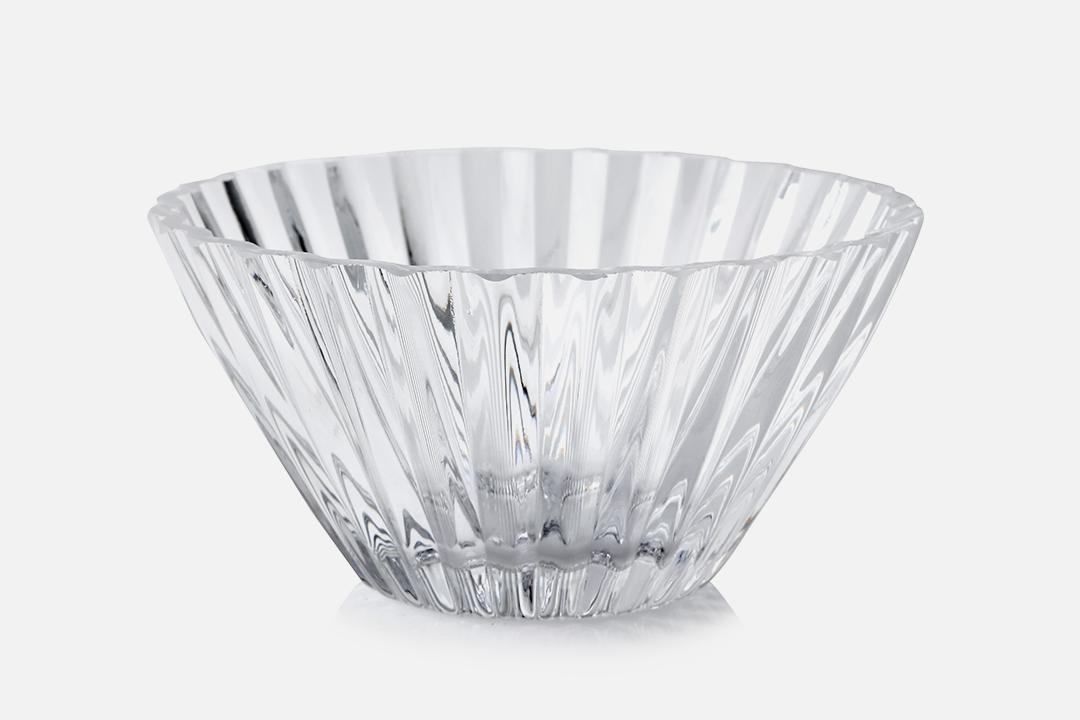 Bowl 14.5cm - 1 pcs, 14,5 cmGlass, clearDesign by Christel og Christer HolmgrenArt. no.: 55207
