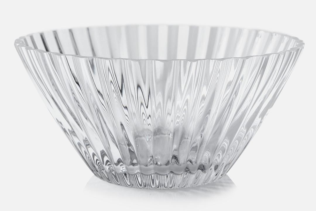 Bowl 20cm - 1 pcs, 20 cmGlass, clearDesign by Christel og Christer HolmgrenArt. no.: 55209