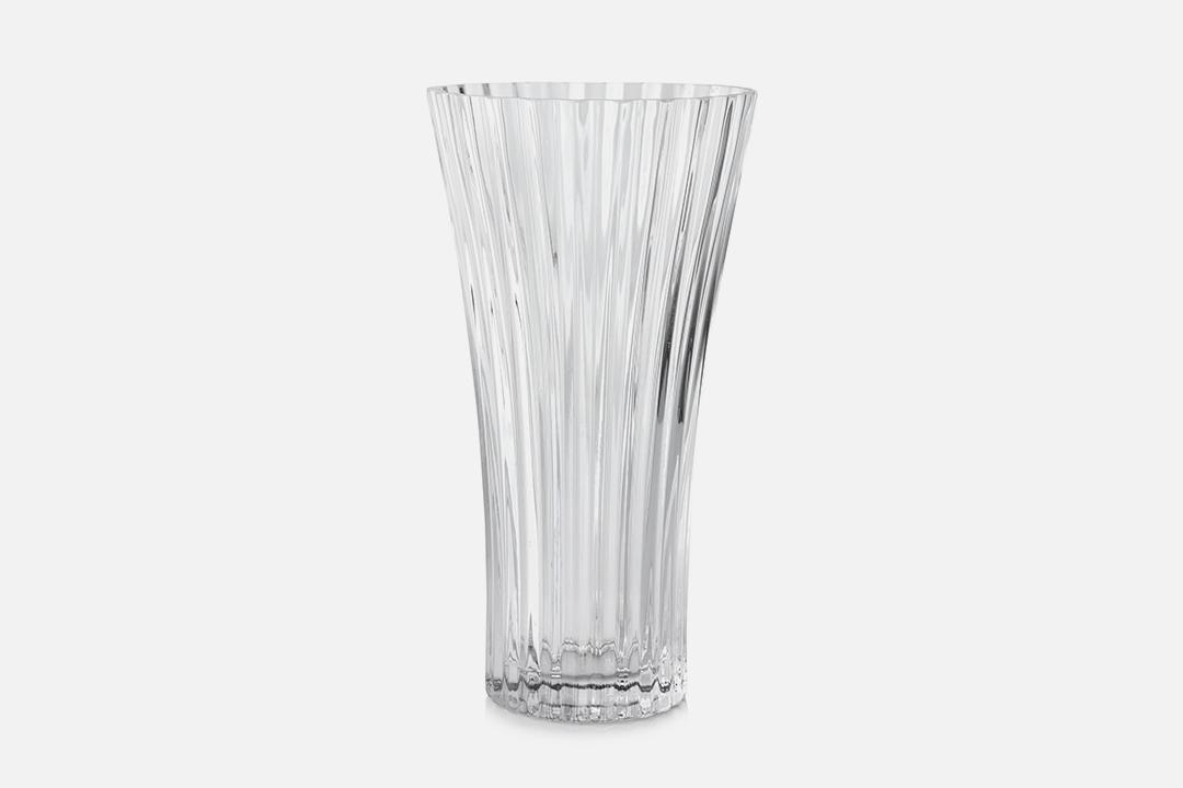 Vase - 1 pcs, 23 cmGlass, clearDesign by Christel og Christer HolmgrenArt. no.: 55205