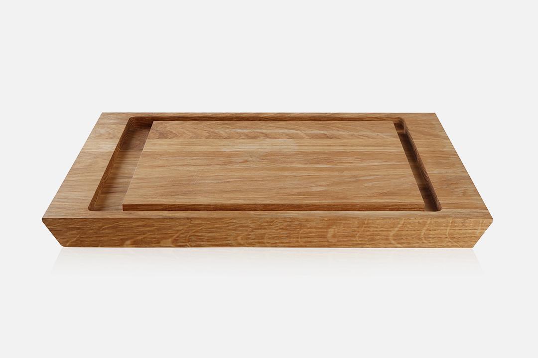 Cutting board - 1 pcs, 50x30 cmOakDesign by eb design teamArt. no.: 58130