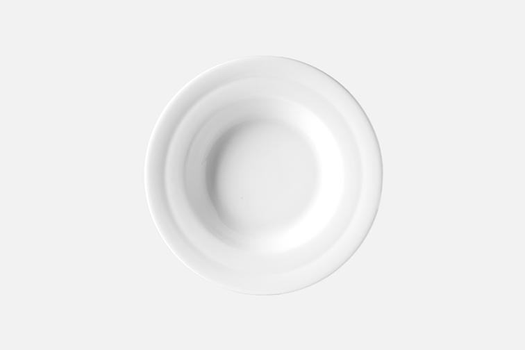 Dyb tallerken - 22 cmPorcelænDesign by Erik BaggerArt. nr.: 60108