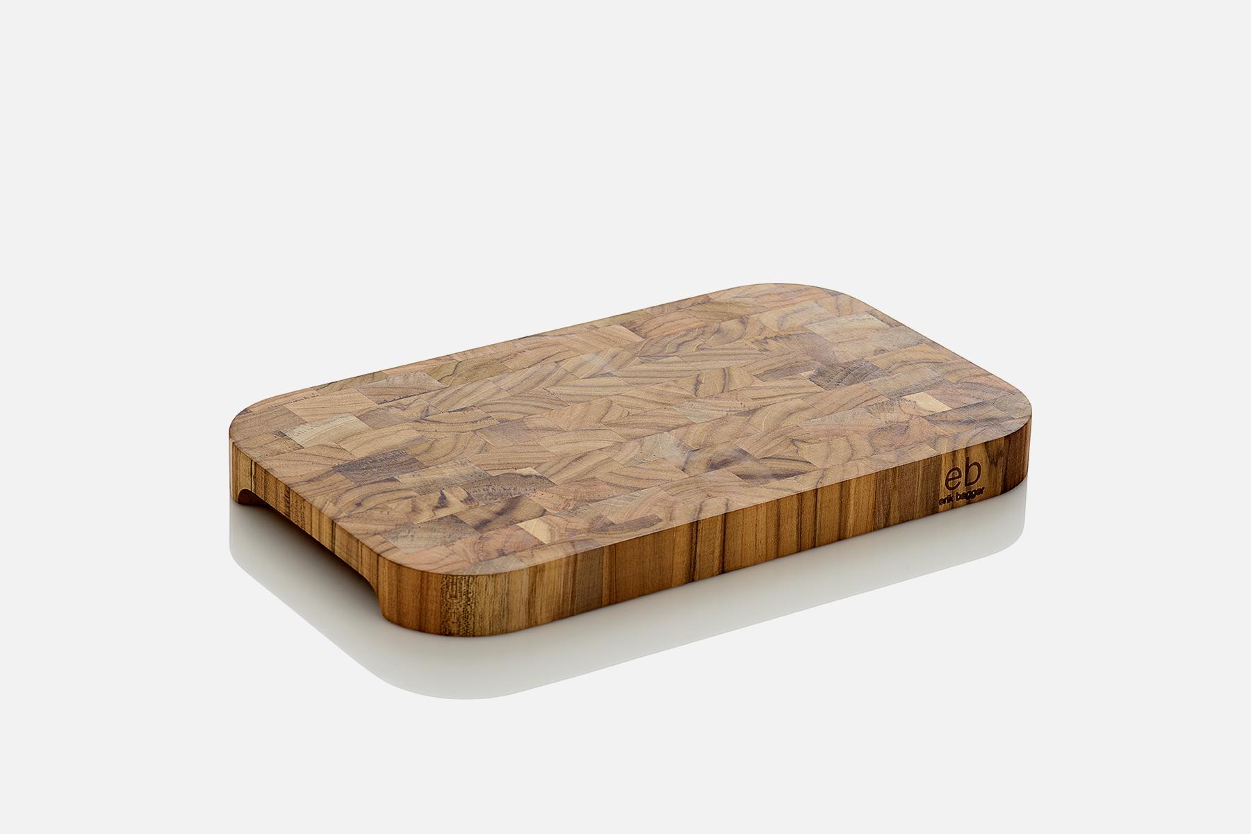 Cutting board - 1 pcs, 30x18 cmTeak, FSC certifiedDesign by eb design teamArt. no.: 58136