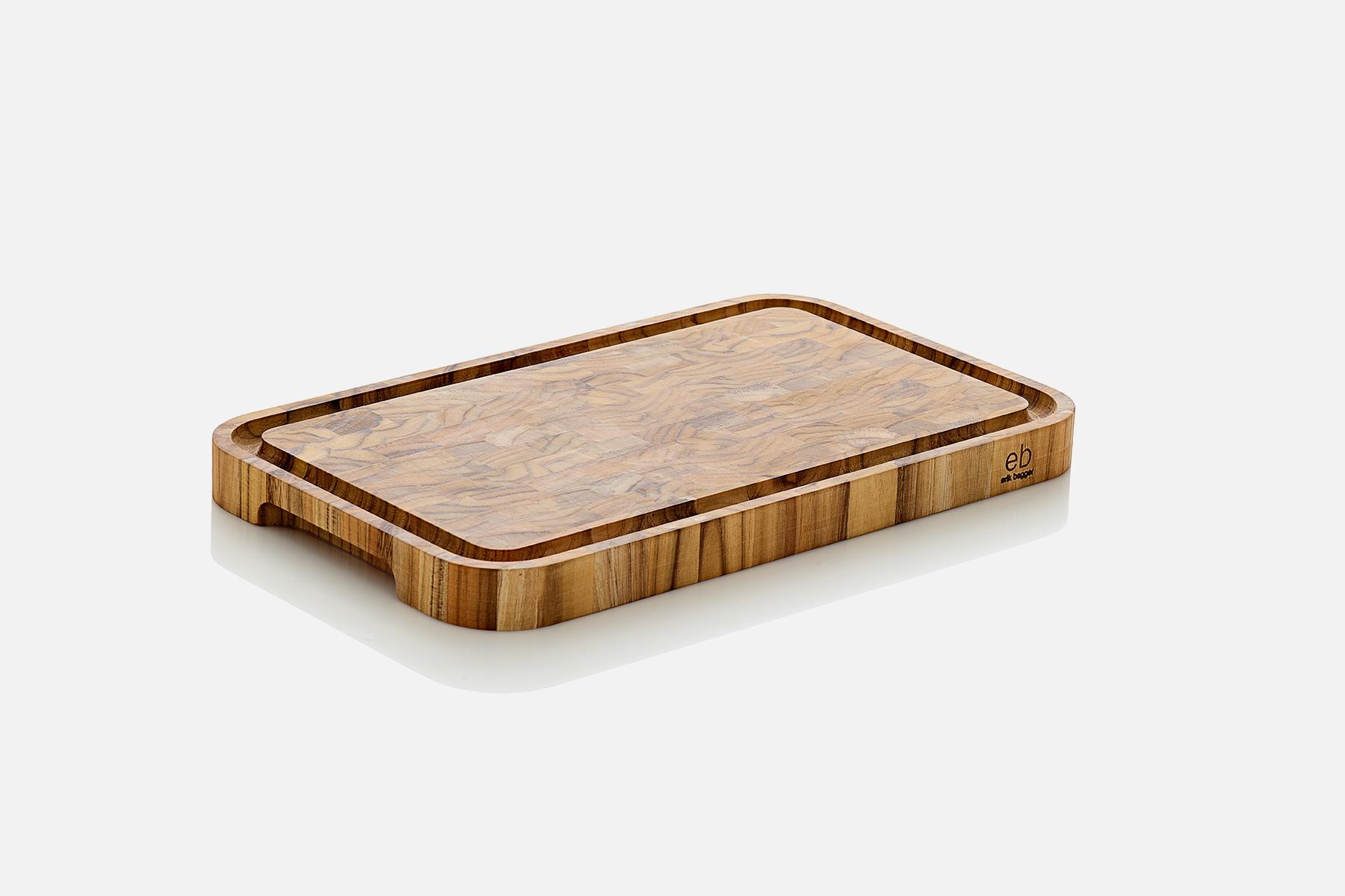 Cutting board - 1 pcs, 40x24cmTeak, FSC certifiedDesign by eb design teamArt. no.: 58137