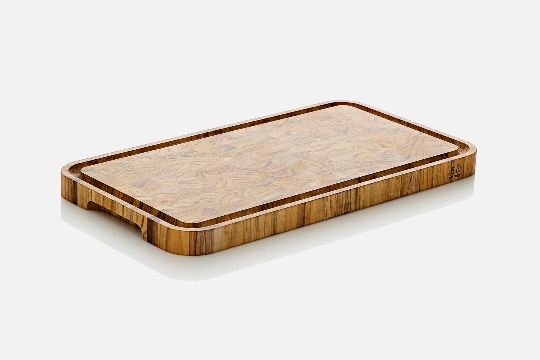 Cutting board - 1 pcs, 50x27cmTeak, FSC certifiedDesign by eb design teamArt. no.: 58138