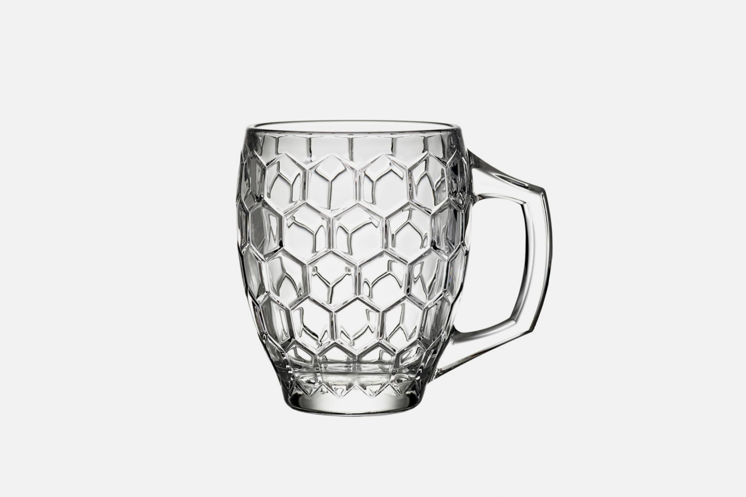 Beer mug - 2 pcs, 40 clGlassDesign by H O W, Magnus JørgensenArt. no.: 55220