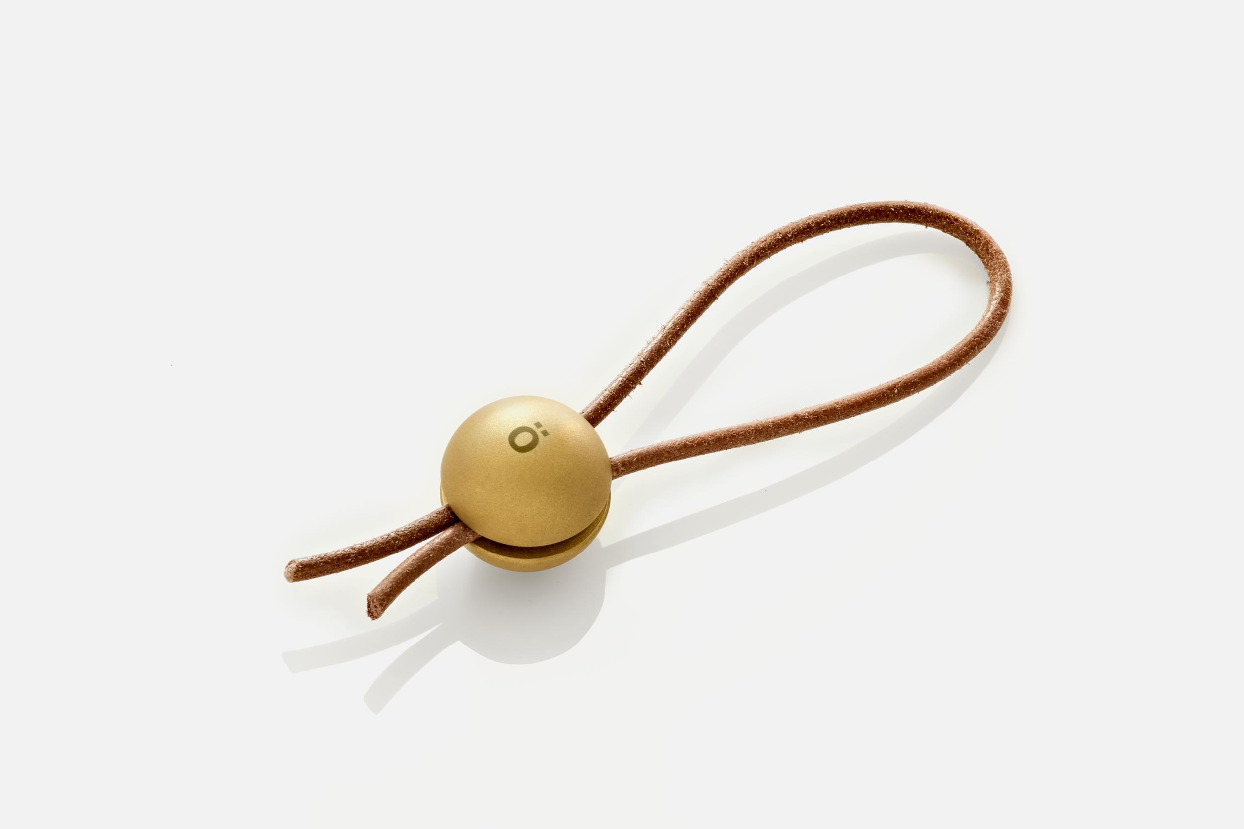 Nördic Key Ring - 1 pcs, 28 mmStainless steel, matt, naturalDesign by H O W, Magnus JørgensenArt. no.: 90513