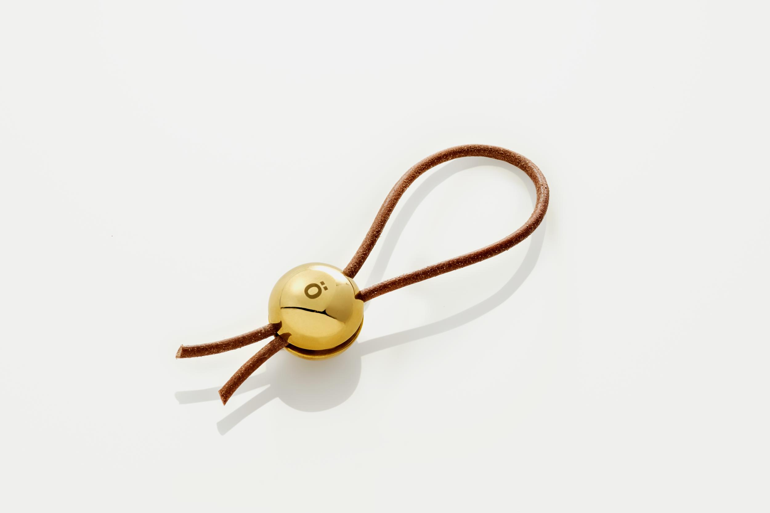 Nördic nøglering - 1 stk, 28 mmRustfrit stål, blank, naturligDesign by H O W, Magnus JørgensenArt. nr.: 90512