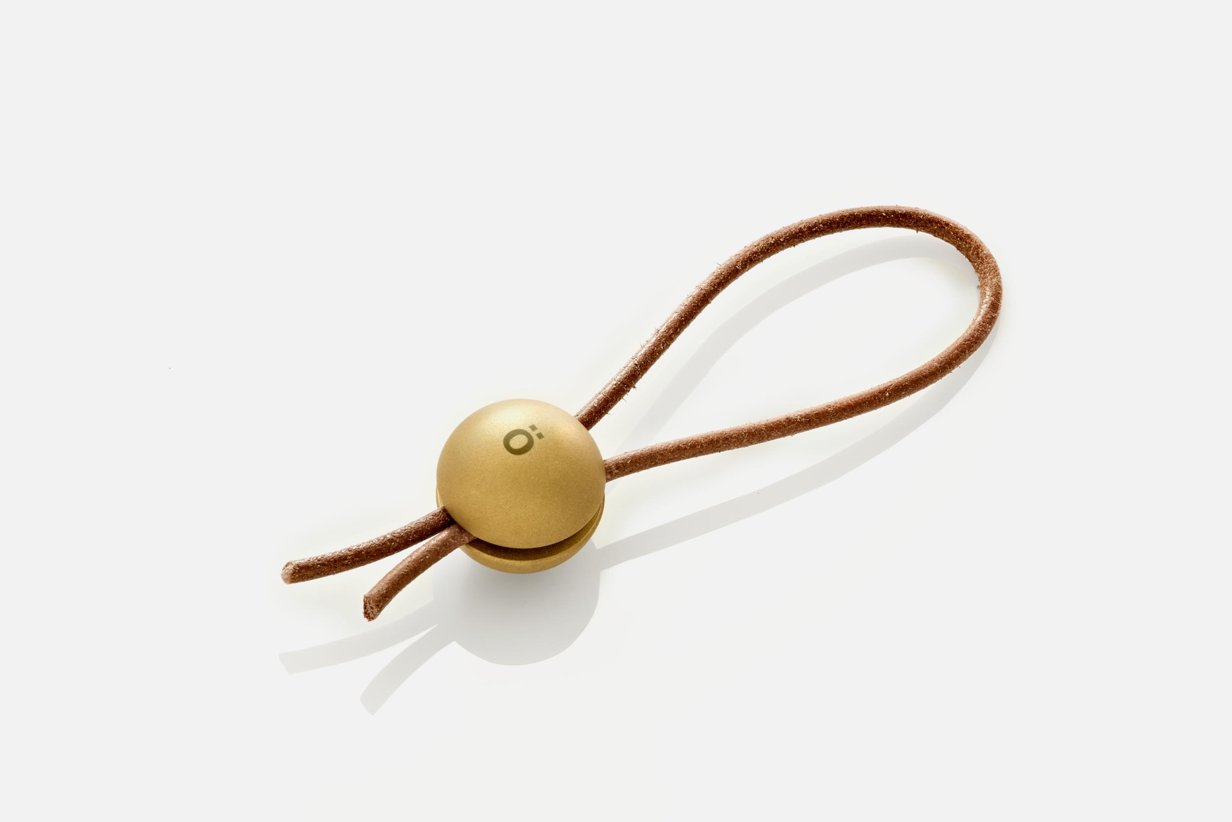 Nördic nøglering - 1 stk, 28 mmRustfrit stål, mat, naturligDesign by H O W, Magnus JørgensenArt. no.: 90513