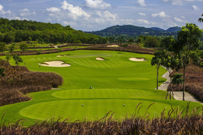 Siam Country Club Pattaya Plantation -