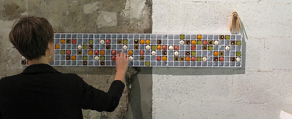De Visu,  Installation, Paris, 2012