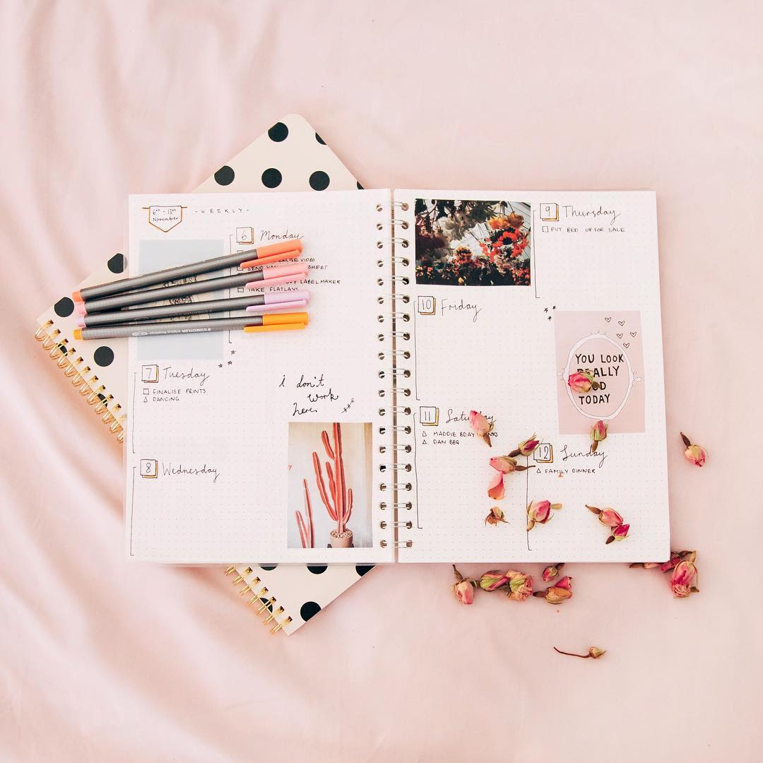9/ Started Bullet JournaLling - Ah, can't believe I only discovered this in October. I have never been able to keep a diary or journal very consistently in the past - but since I began to bullet journal this has changed! I've kept up my diary ever since day one. It's definitely been the best system of journalling I've tried.