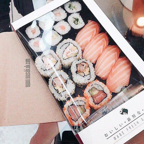 ME: Sushi