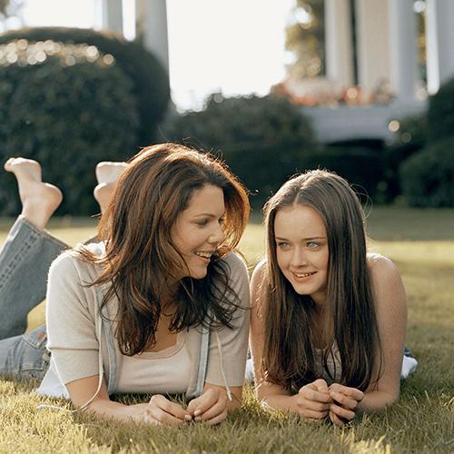 ME: Gilmore Girls