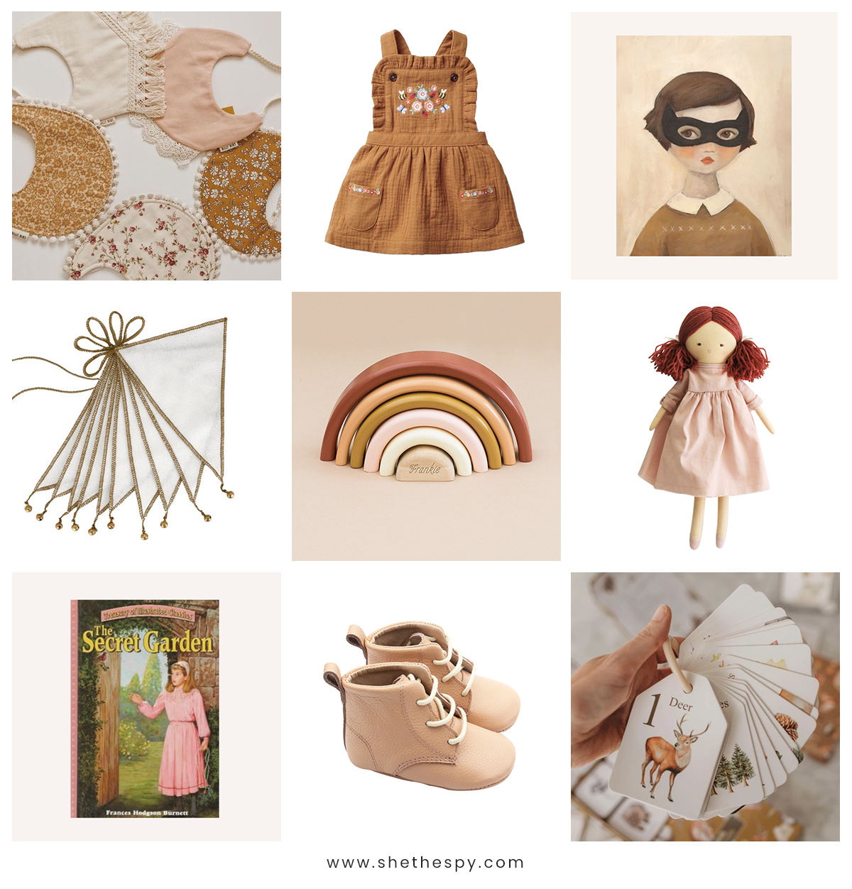 Treasures - Links //One (Billy Bibs)Two (Boden)Three (Society 6)Four (Numero 74)Five (This Paper Book)Six (Alimrose)Seven (Ebay)Eight (Fawn & Finch)Nine (Modern Monty)