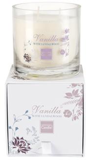 2504 Vanilla & Sandalwood