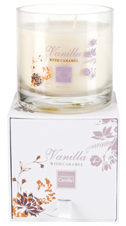 2506 Vanilla & Caramel