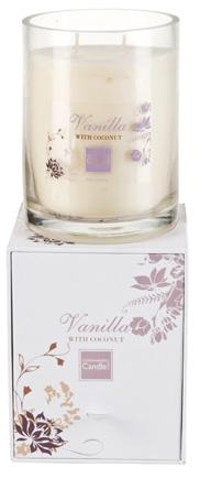 2601 Vanilla & Coconut