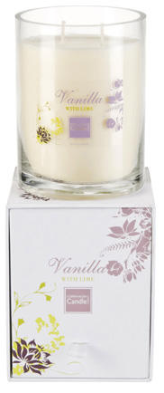 2605 Vanilla & Lime