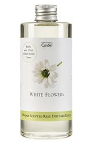 R1711 White Flowers
