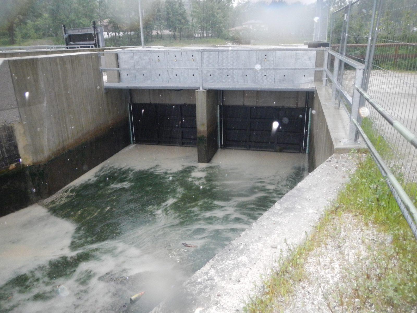 Schutzwasserwirtschaft