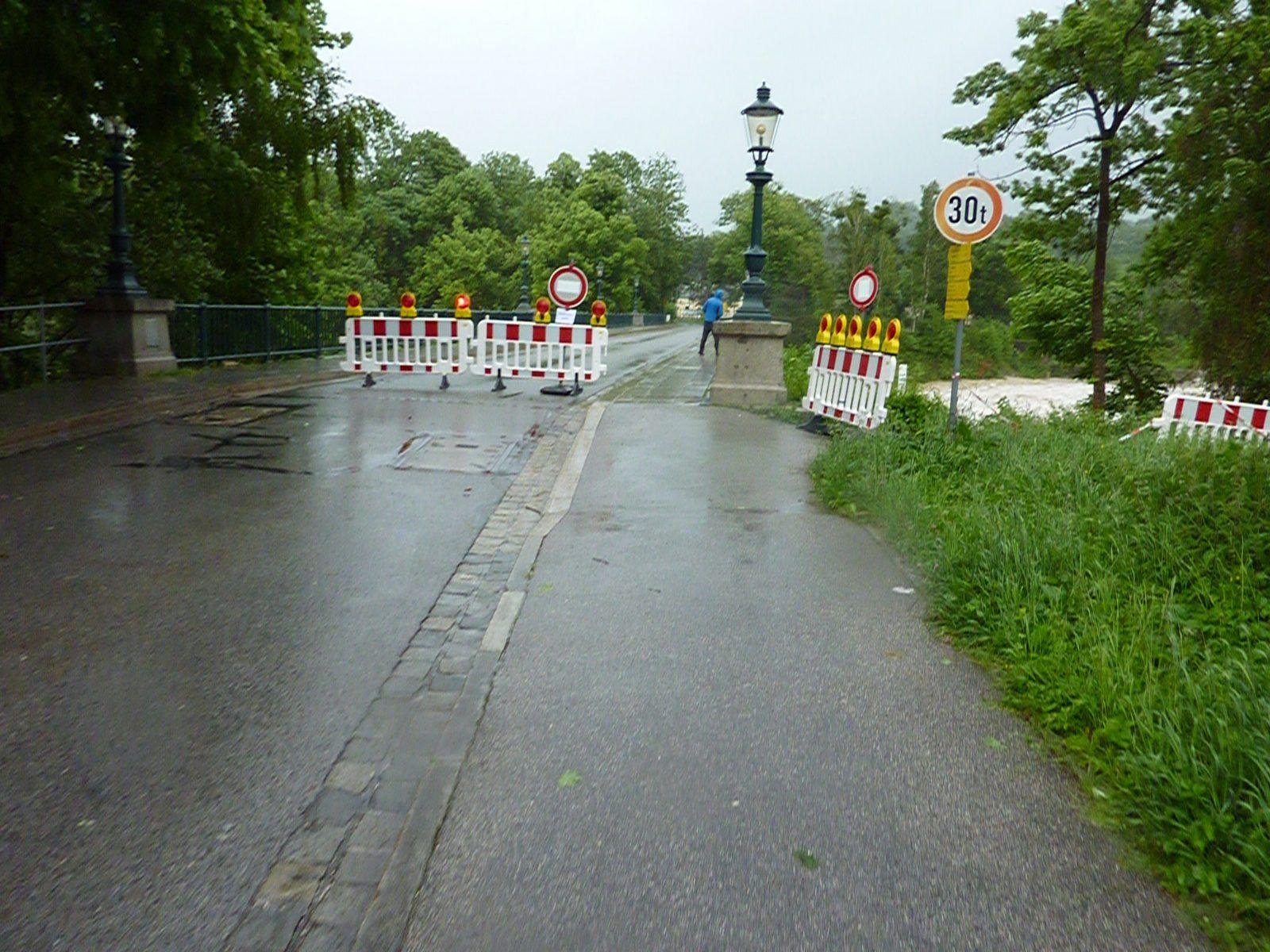 Hochwassereinsatz + Katastrophenschutz